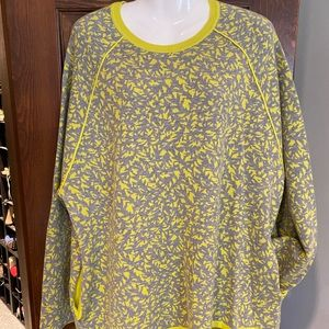 Halston Heritage sweater.